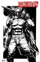 Deathblow by johnnymorbius