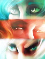 Eyes by MistyTang