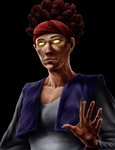 The Fortune Teller (Animated GIF) by Rayluaza