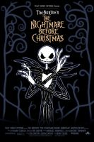 NightmareBeforeChrismas poster by MichaelMayne