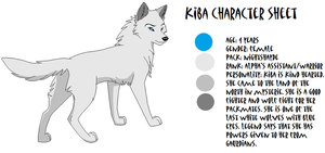 kiba character sheet by articwolfproductions