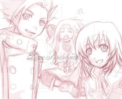 Tales of S- friends 4ever by Lasaro