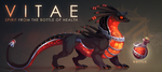 [CLOSED] Adopt auction - VITAE by quacknear