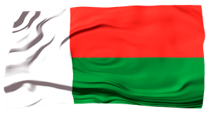 Flags of the World: Madagascar by MrAngryDog