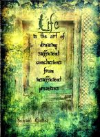 Life is... by o0ImBlackPearl0o