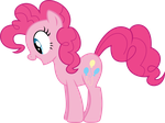 Pinkie Pie by zomgmad