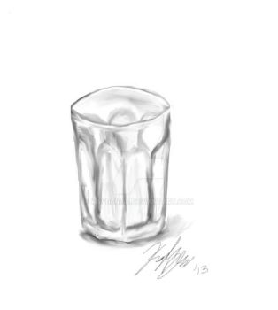 Cup Doodle by KayDenise