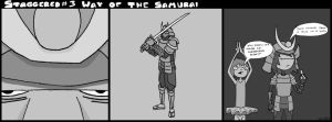 Staggered 3:Way of the Samurai by ZombieDecoy