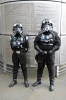TIE Fighter Pilots at the NSC by masimage