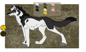 .: Hige Ref Sheet: 2012 :. by BeachBumDunkin