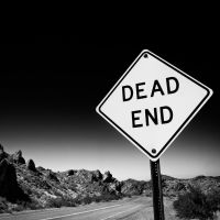 Dead end by Durdenyr