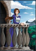 Disney Girls -  Belle [Altenate] by Hedrick-CS
