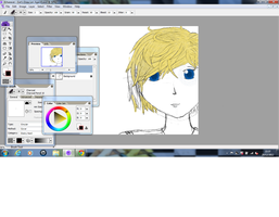Len Kagamine (WIP) by Shadow--9