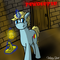 PewdiePony by Kev-Dee