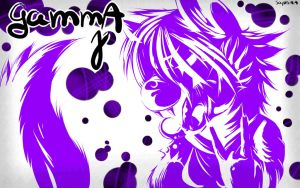 Gamma Background by Saphizzle