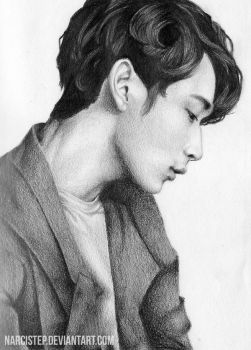 Chansung - 2PM by narcistep