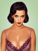 Katy Perry by LilyMagpie