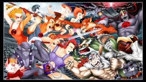 Thundercats Poster by gottabecarl