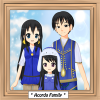 Acorda Family by RJAce1014