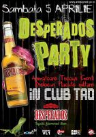 flyer Club Tao - Desperados 2 by semaca2005