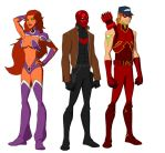 Red Hood and the Outlaws by Majinlordx