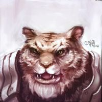 The Tiger King by Chris0919
