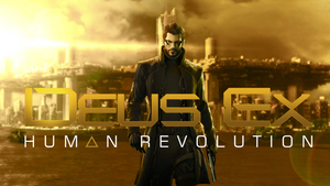Give Me Deus Ex by korrupt10n