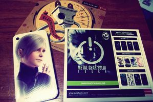 MGS4 Sunny - iPhone protector by BUBIMIR-39