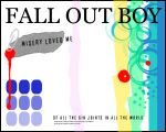 Fall Out Boy by BurnedIntoAshes