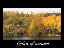 Colors of autumn by bwanot