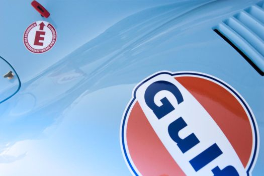 1969 Gulf Porsche 917, chassis 017/004: detail 1 by rubrduk