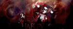 Harley Quinn - Signature by Whisper-Voo