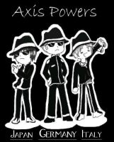 Mafia Axis Powers...? by crystalice96