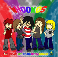 Whookos: Hear us.. Colored by ShiShiGirly