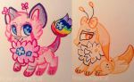 Traditional Gifts by RoseyWingedCat