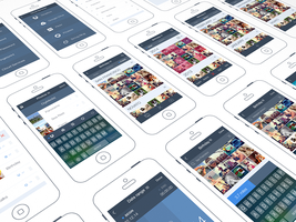 iPhone App Design by Ramotion