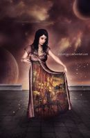 Carnival of lonely hearts by whitewinged