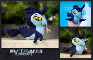 Mutant Flotsam Plushie by BeeZee-Art