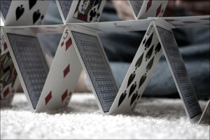 Playing Cards by Olybib
