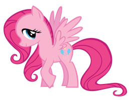 Pinkie Shy vector by Durpy