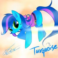 Turquoise by nekosparker