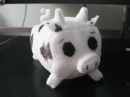 Kane the CowPig by Scimew