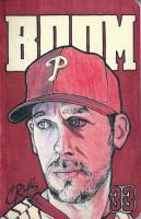 Cliff Lee by RYSillustrates