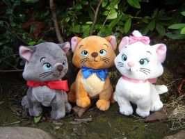 The Aristocats do Japan 3 by Azimuth987