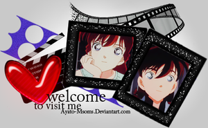 Welcome all to visit me by Ayato-msoms