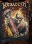 MEGADETH art in jacket 4 by blackart2000
