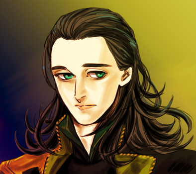 loki by kitamiya