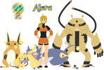 Gym Leader Design (contest) by The-Great-Bananna
