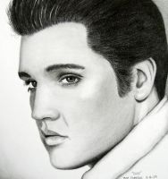 Elvis by Doctor-Pencil