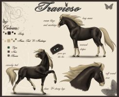 New Travieso Reference by Equinus